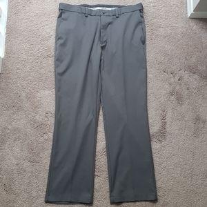Haggar grey Mens Dress Pants